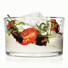 Tomato Basil Sundae