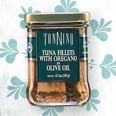 Tonnino Tuna With Oregano