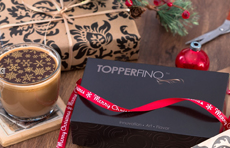 Topperfino Chocolate Mug Toppers
