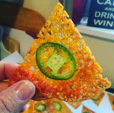 Tortilla Chip With Jalapeno