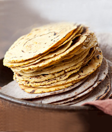 Handmade Corn Tortillas