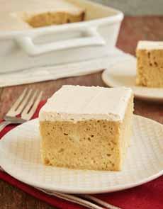 Plain Tres Leches Cake