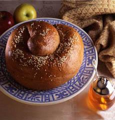 Turban Challah Sephardic