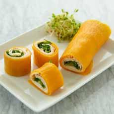 Turkey & Spinach Wrap