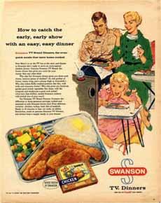 TV Dinner Ad