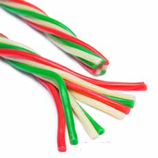 Christmas Twizzlers