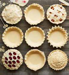 Pie Crust Decorations