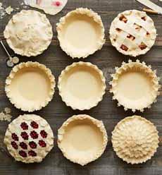Pie Crust Decorations