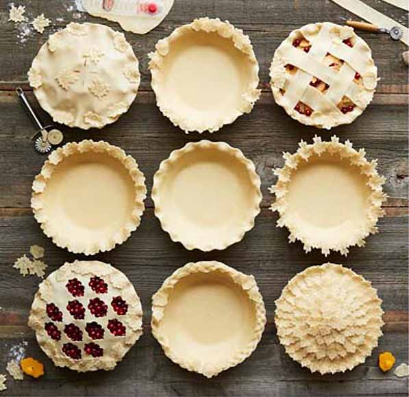 Pie Crust Varieties