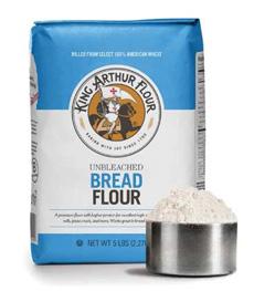 Unbleached Bread Flour