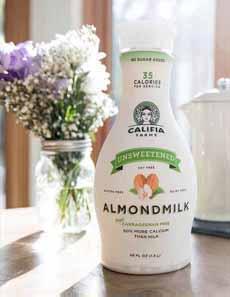 Califia Unsweetened Almond Milk