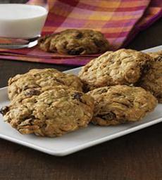 Quaker Vanishing Oatmeal Raisin Cookies