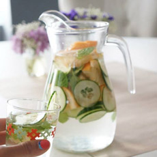 Vegetable Water Pitcher
