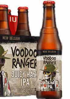 Voodoo Ranger Juicy Haze IPA