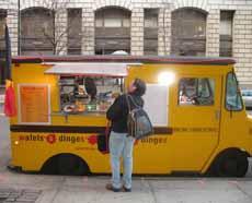 Wafels & Dinges Food Truck