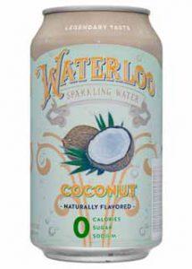 Waterloo Coconut Sparkling Water