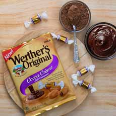 Werther's Cocoa Creme Caramels