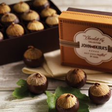 Chocolate & Whiskey Figs John & Kira's
