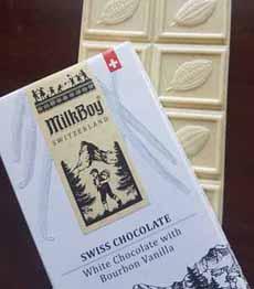 Milkboy White Chocolate