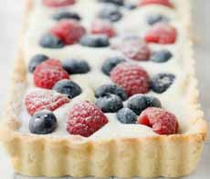 Red, White & Blue Tart