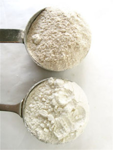 White Whole Wheat Flour Comparison