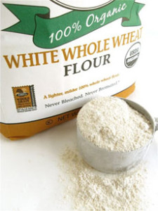 White Whole Wheat Flour