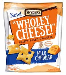 Wholey Cheese Crackers