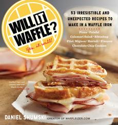 Will It Waffle Recipes