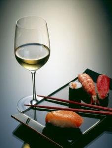 Wine & Sushi