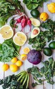 Winter Fruits & Vegetables