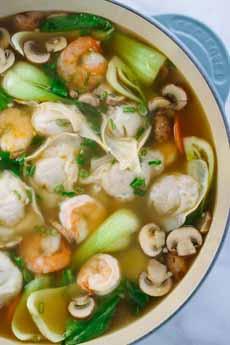 Best Wonton Soup