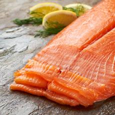 Smoked Nova Scotia Salmon