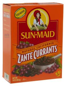 Zante Currants