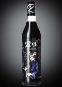 Znaps Black Jack Liquorice Vodka